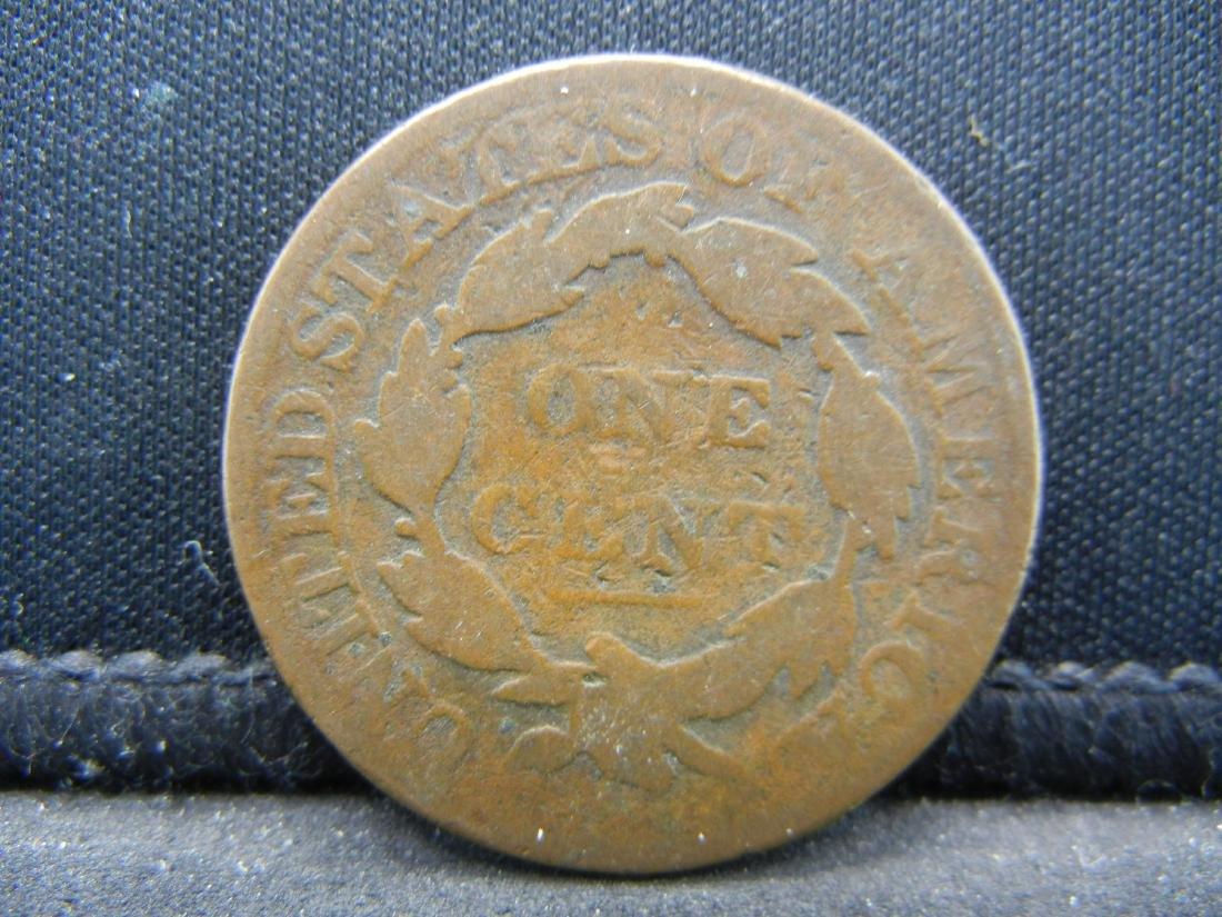 1826 Coronet Head Large Cent. - 2
