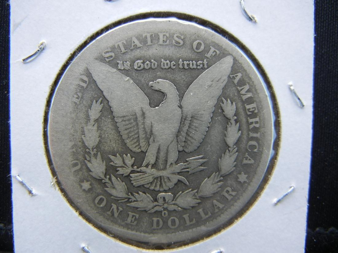 1887-O Morgan Silver Dollar - 2