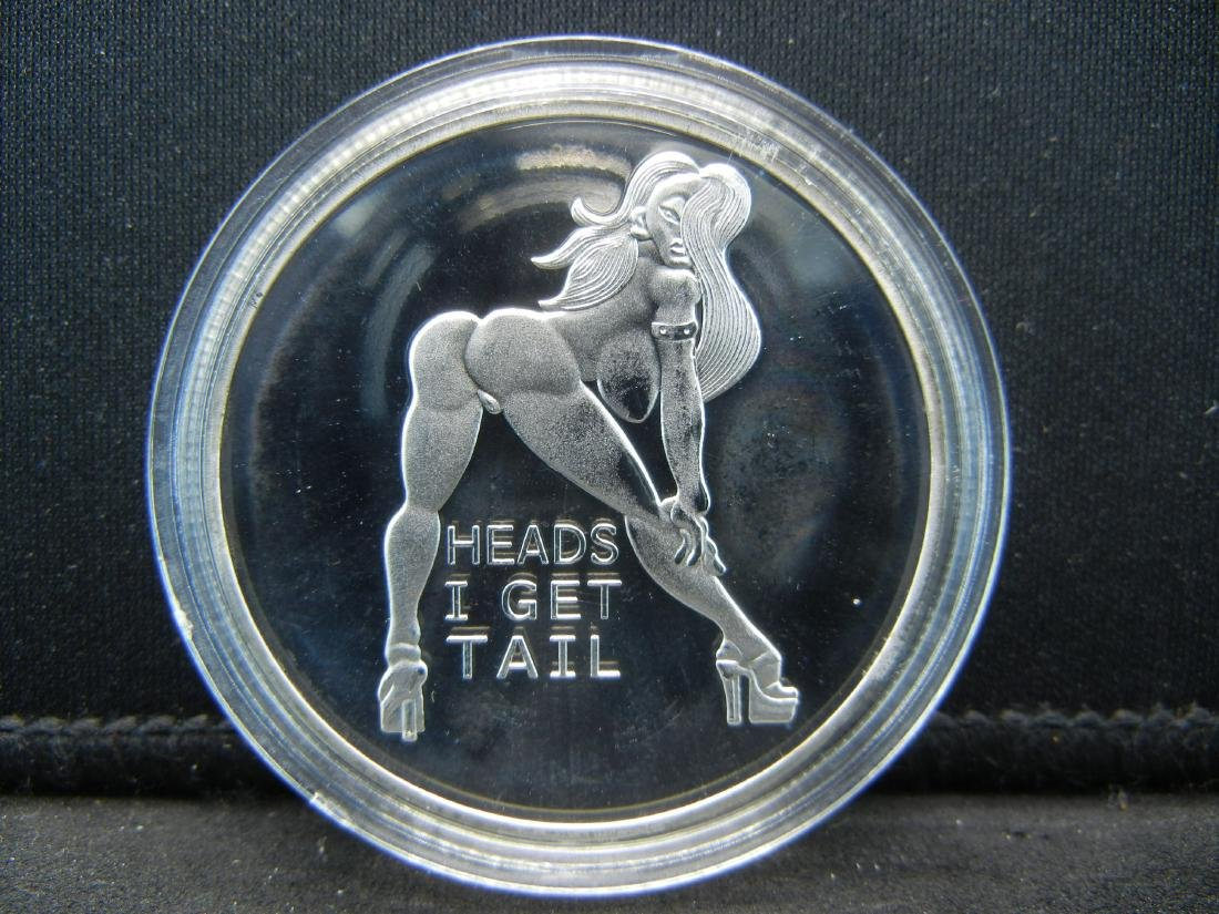 Heads/Tails Medal