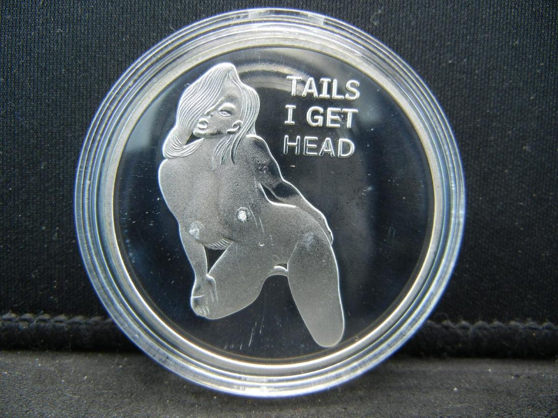 Heads/Tails Medal - 2