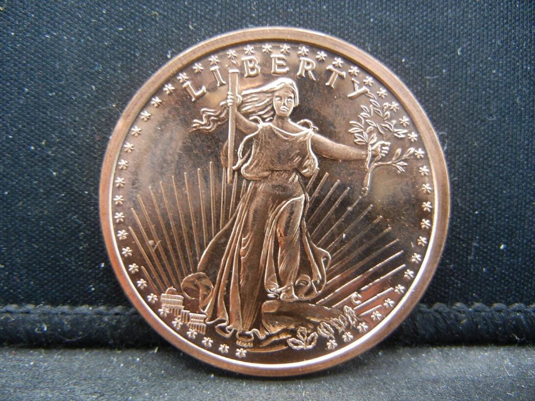 ST. Augustine Copper .999 Fine Copper