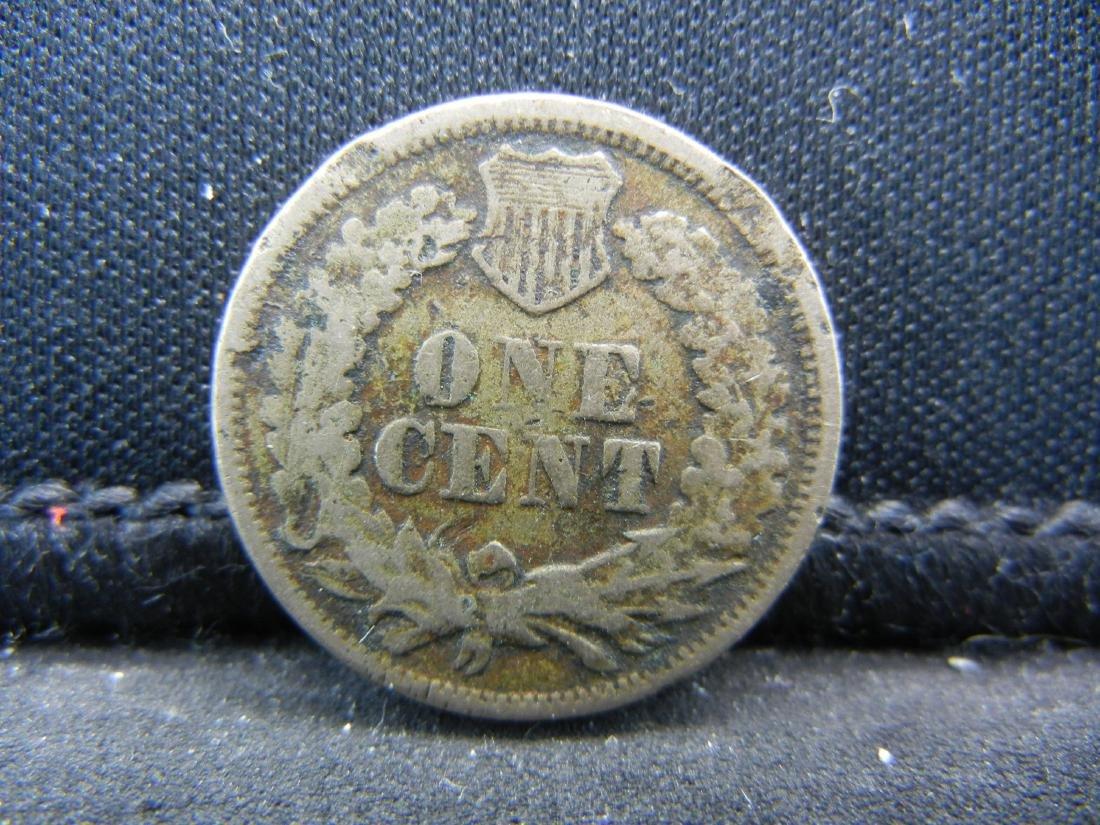 1864 Copper Nickel Indian Head Cent.  Civil War Year. - 2