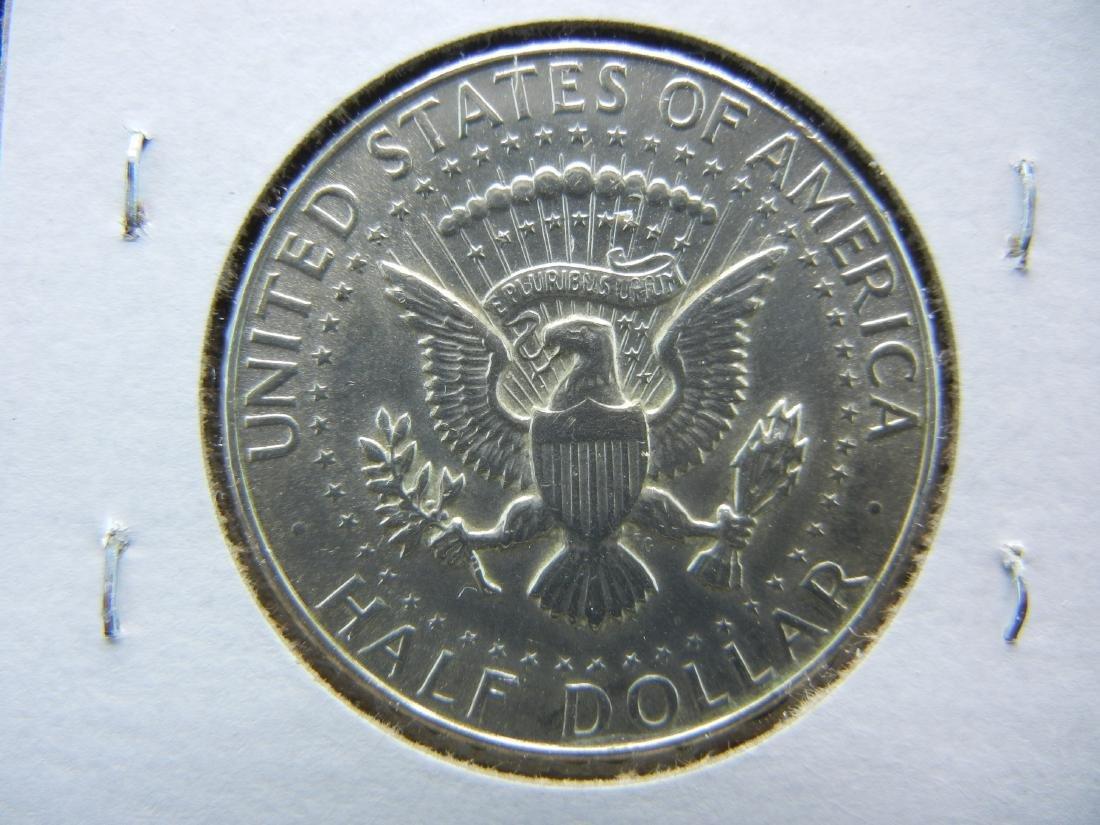 1968-D Kennedy Half Dollar - 2
