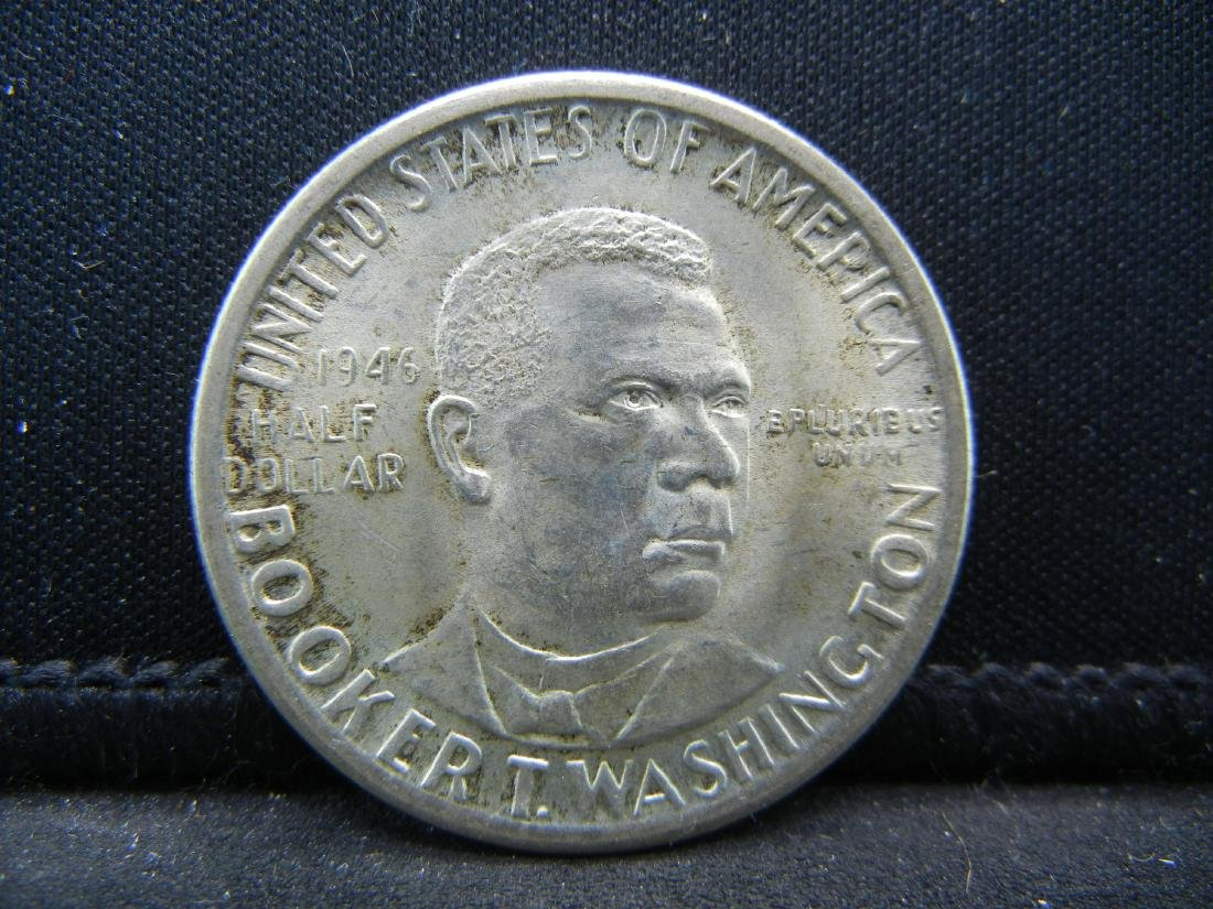 1946-D Booker T. Washington Birthplace Memorial