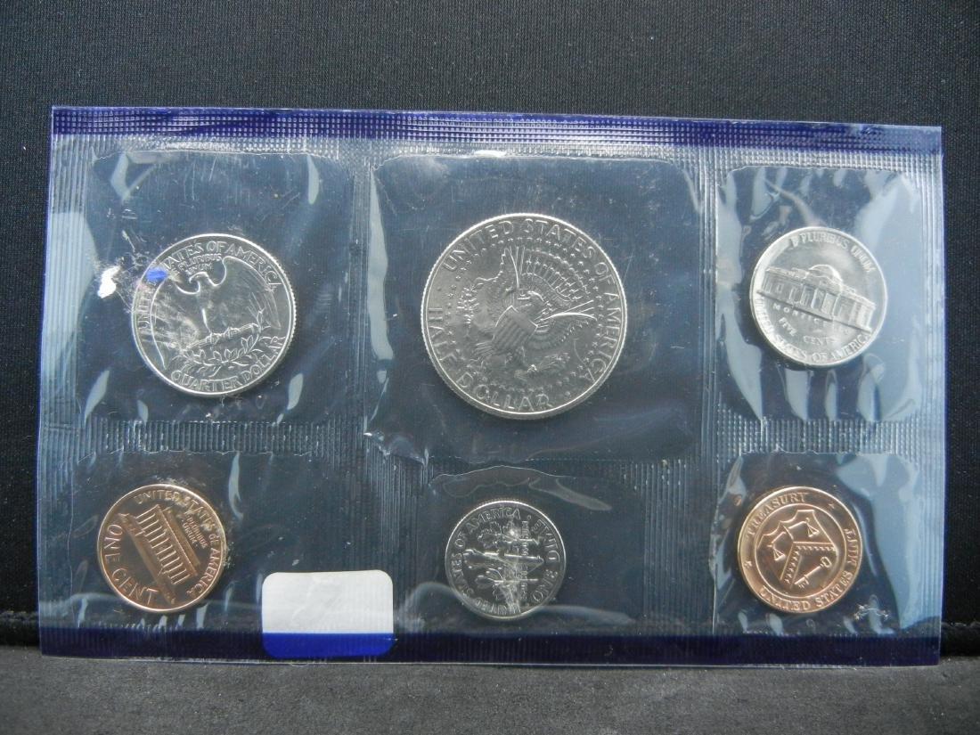 1993 P United States Mint Set - 2