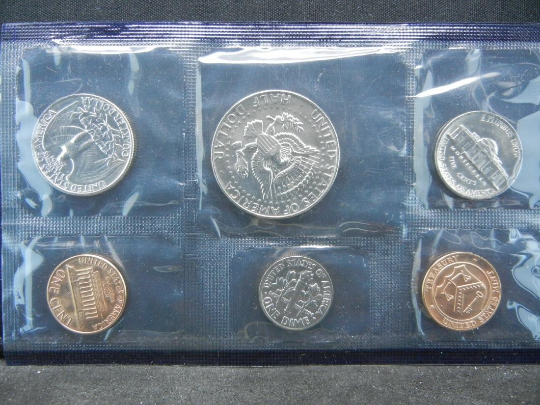 1984-P, D UNC Mint Set - 5