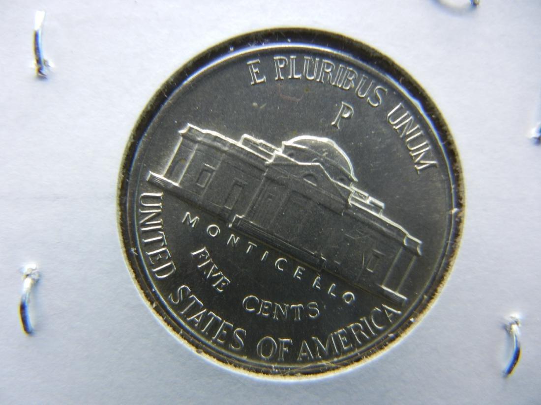 1943-P Silver Jefferson Nickel - 2