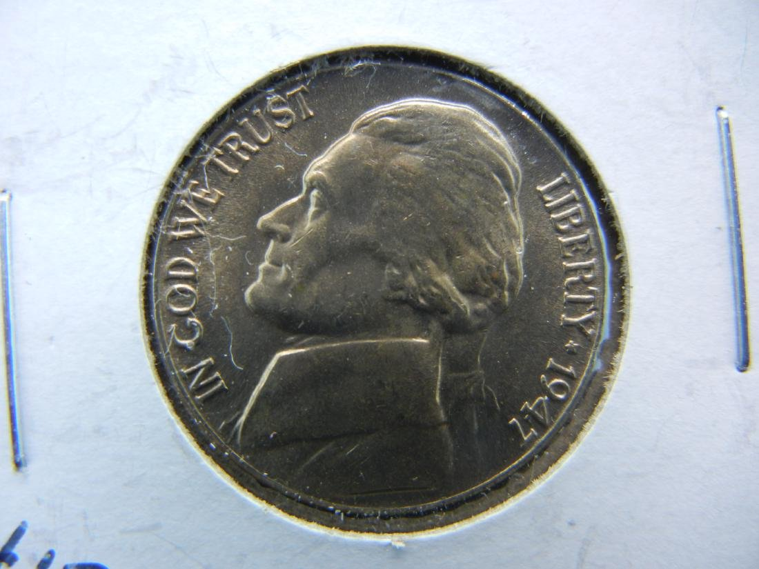 1947-D Jefferson Nikcle