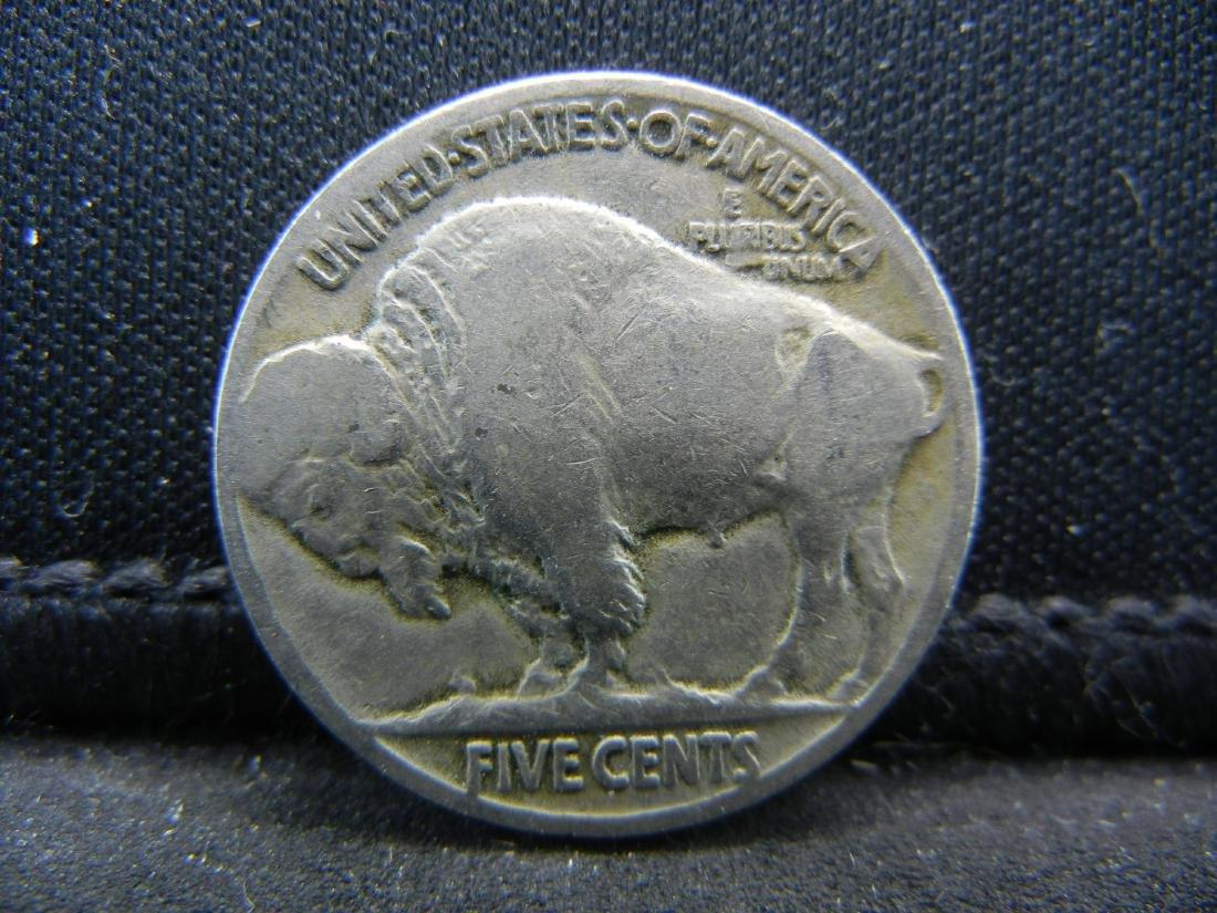 1921 Buffalo Nickel. - 2