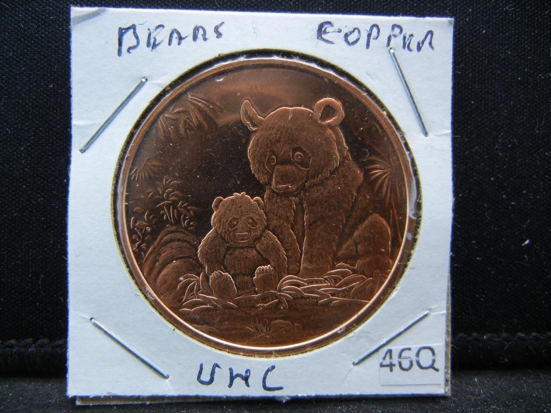 Bear Copper .999 Fine Copper - 3