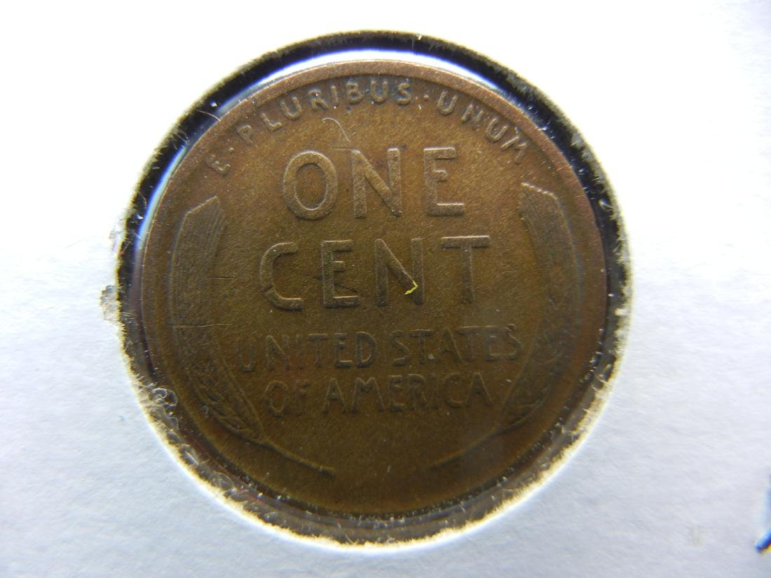 1915-S Lincoln Wheat Cent - 2