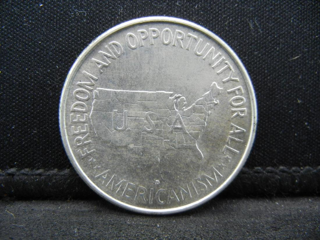 1953-D Washington-Carver Uncirculated Commemorative - 2