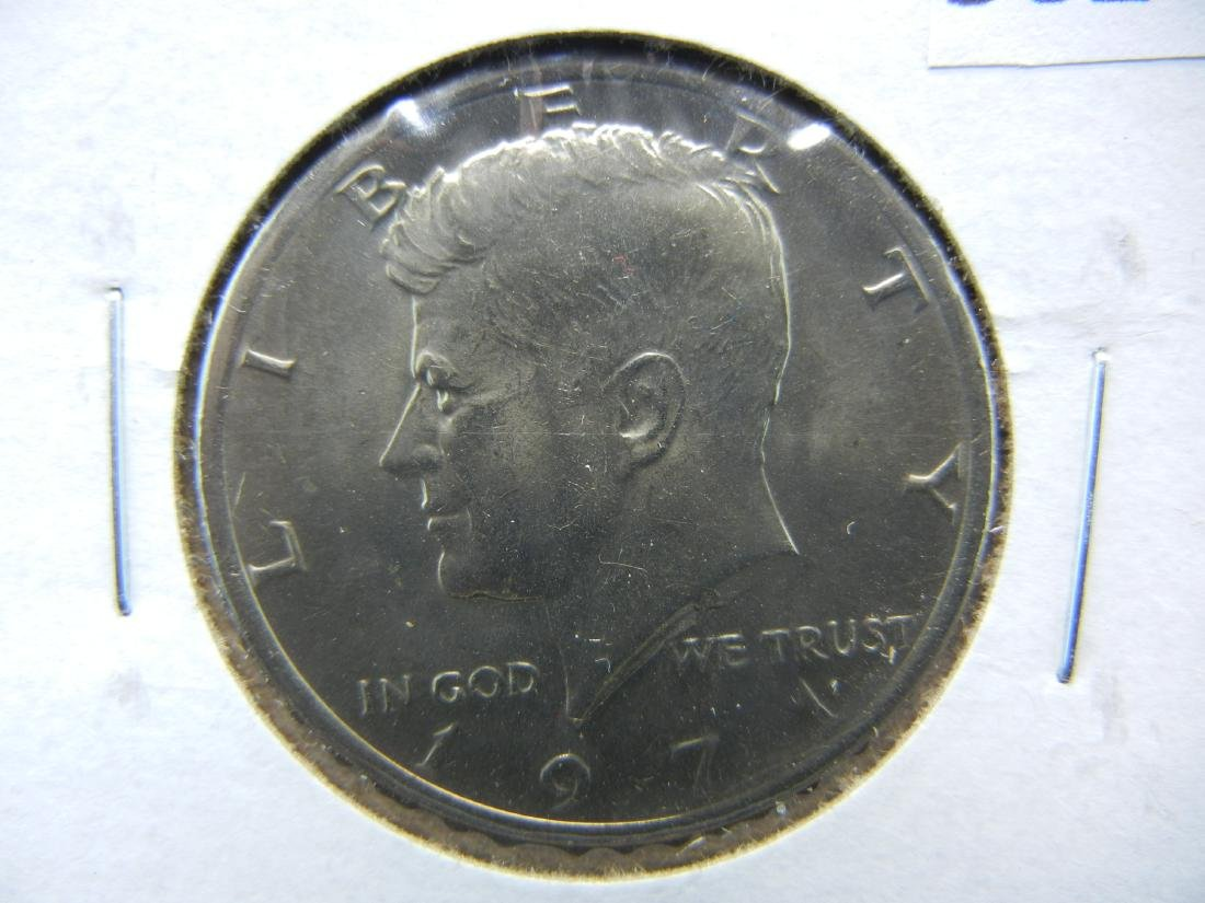 1971 Kennedy Half Dollar