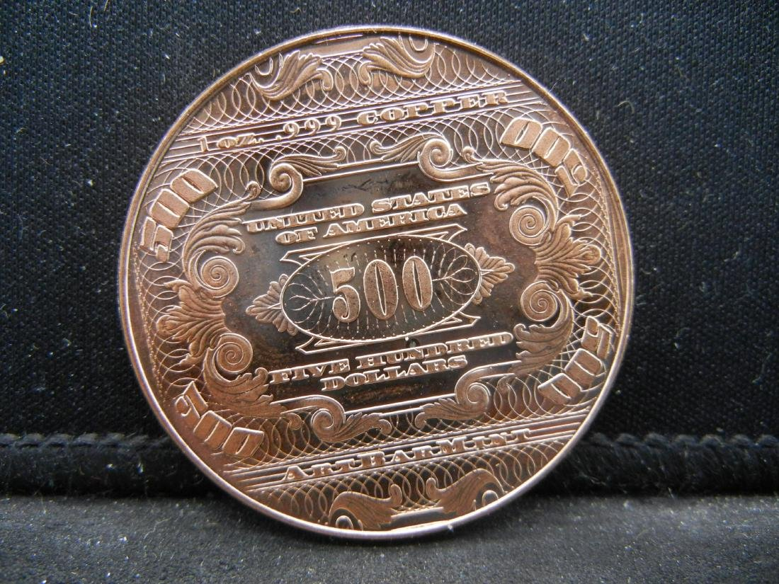 McKinnley Copper .999 Fine Copper - 2