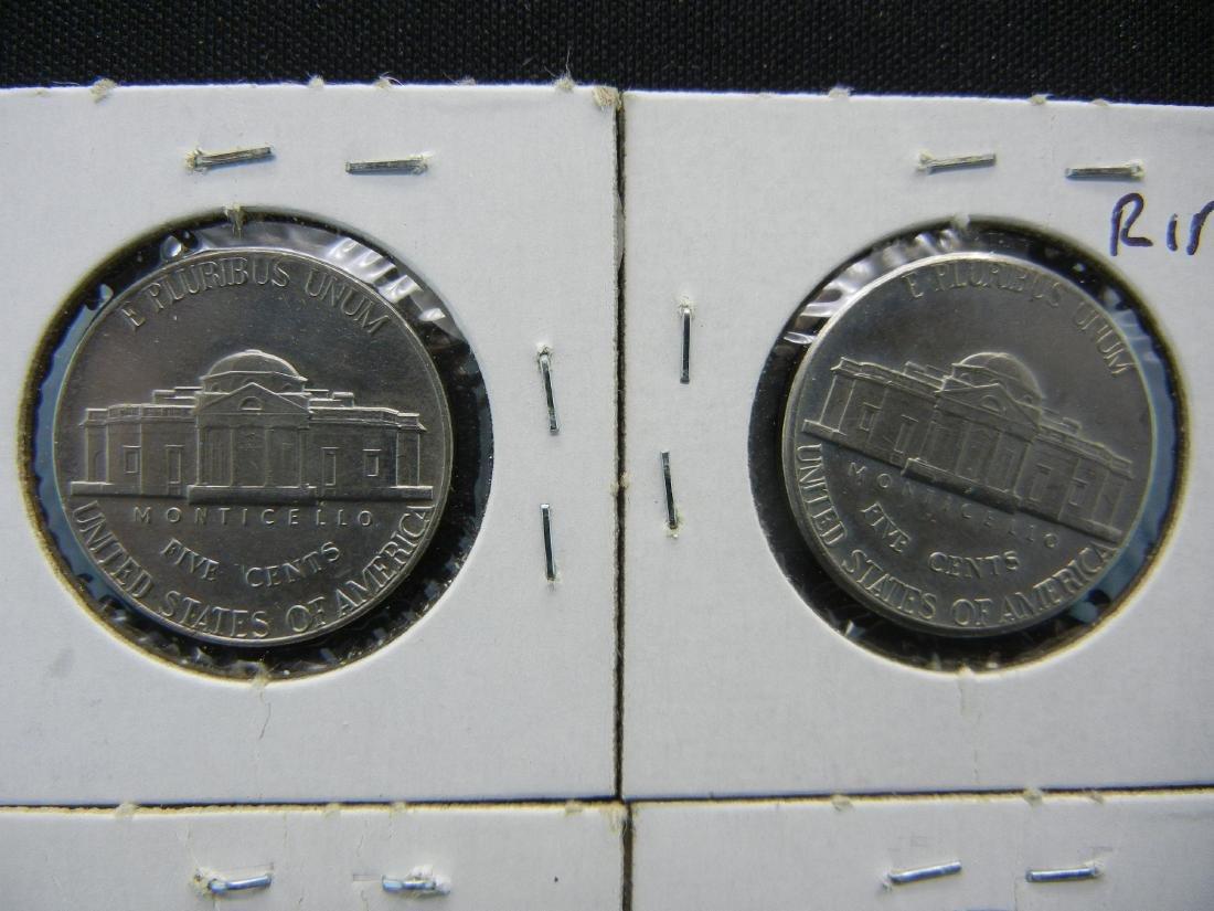 10 High Grade Jefferson Nickels - 5