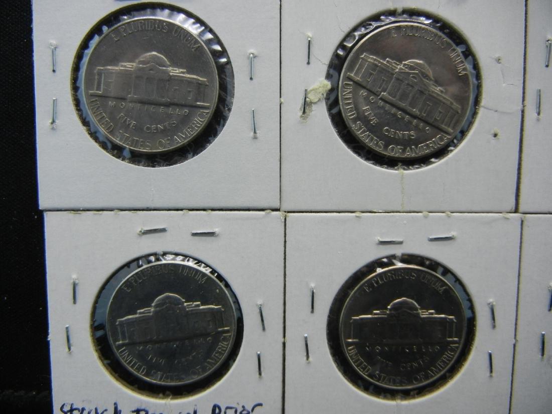 10 High Grade Jefferson Nickels - 6