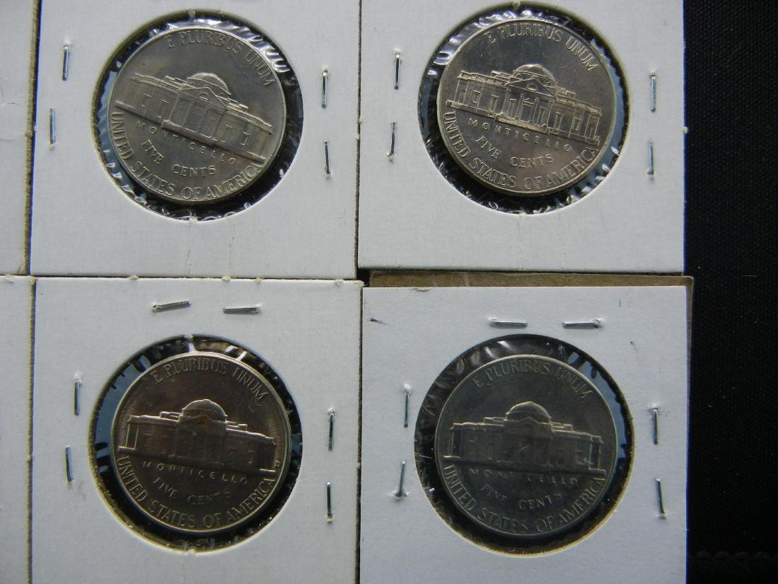 10 High Grade Jefferson Nickels - 7