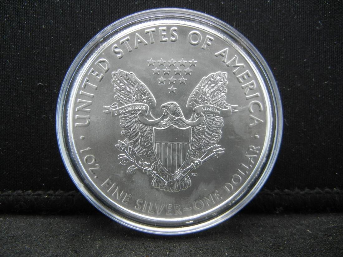 2017 American Silver Eagle .999 Fine Silver - 2