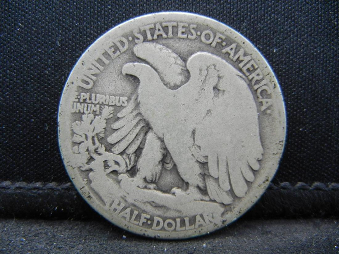 1917-S Walking Liberty Half Dollar - 2