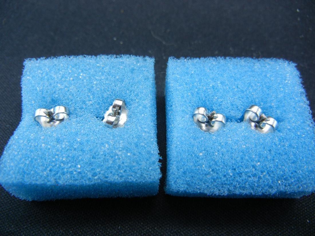 4 Sets of Letter Earrings B, E, O & P - 5