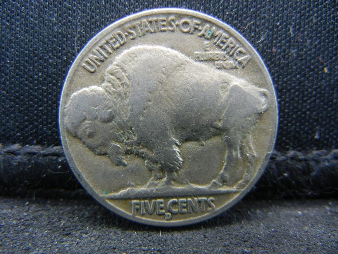1938-D Buffalo Nickel. - 2