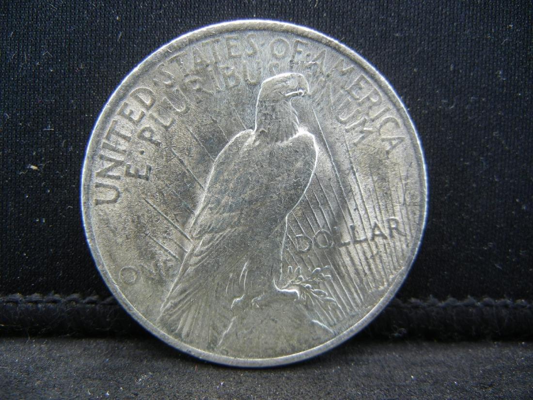 1923 Peace Dollar - 2