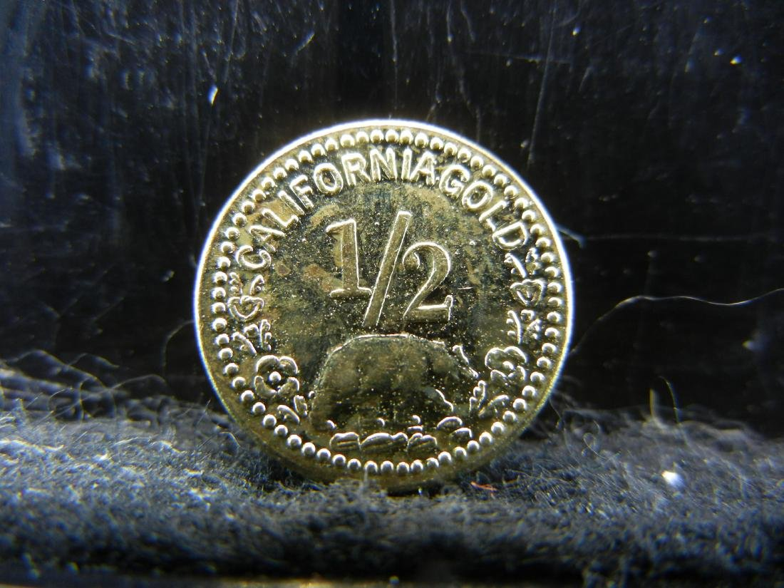 1852 California Token. - 2