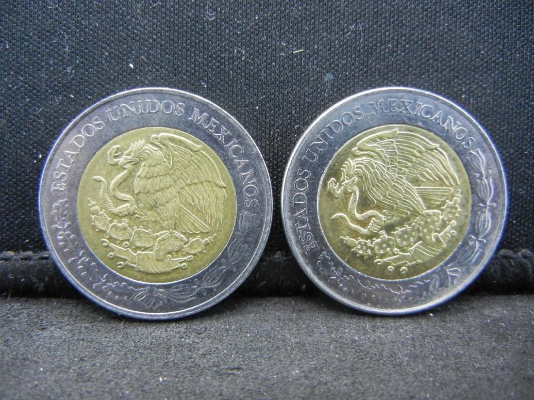 2010 5 Peso Venustiano Carranza &  Francisco Madero - 2