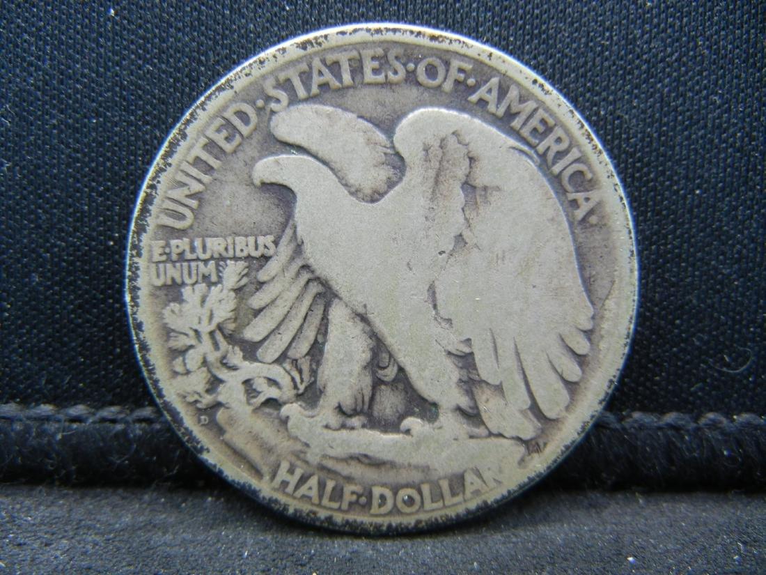 1919-S Walking Liberty Half Dollar - 2