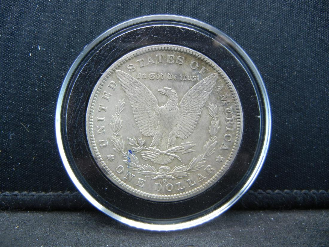 1900 O Morgan Silver Dollar - 2