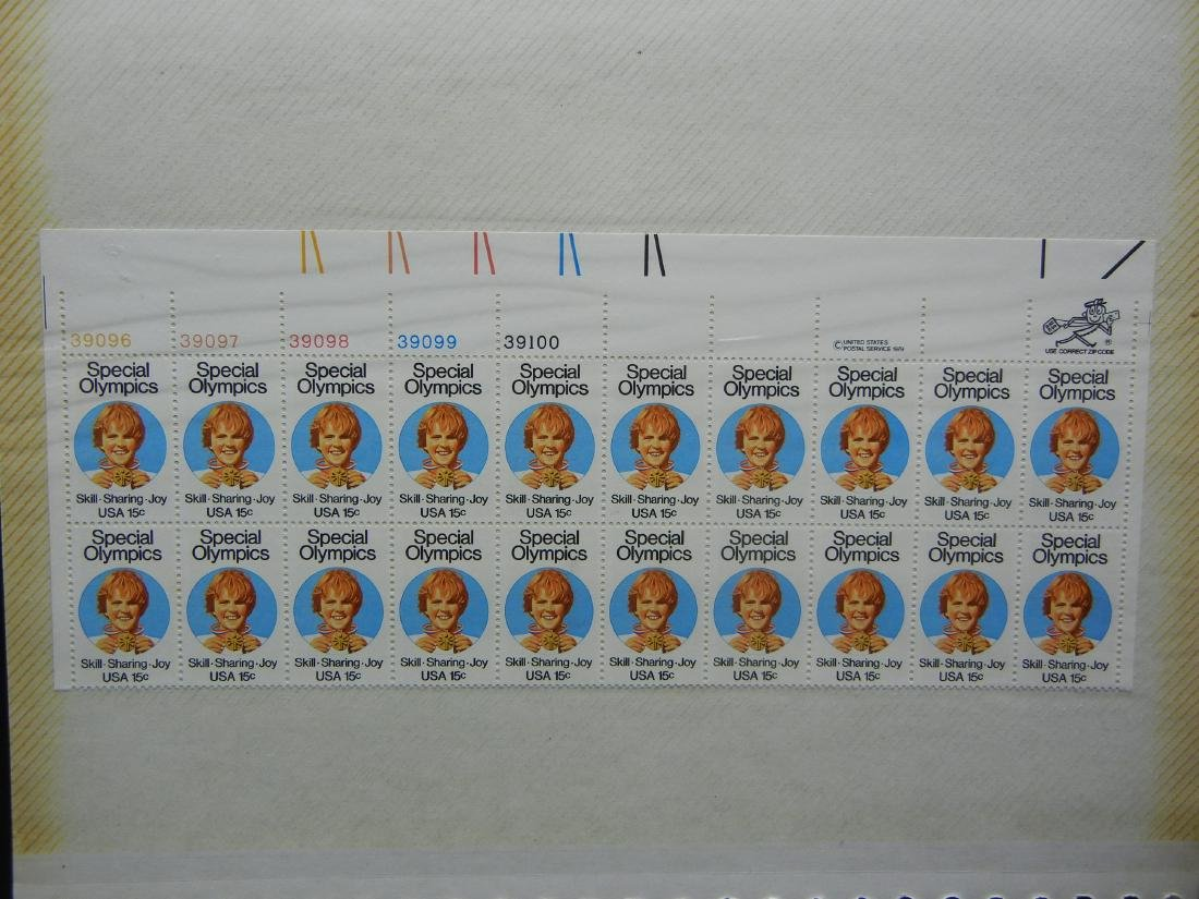 57 Misellaneous Stamps - 4