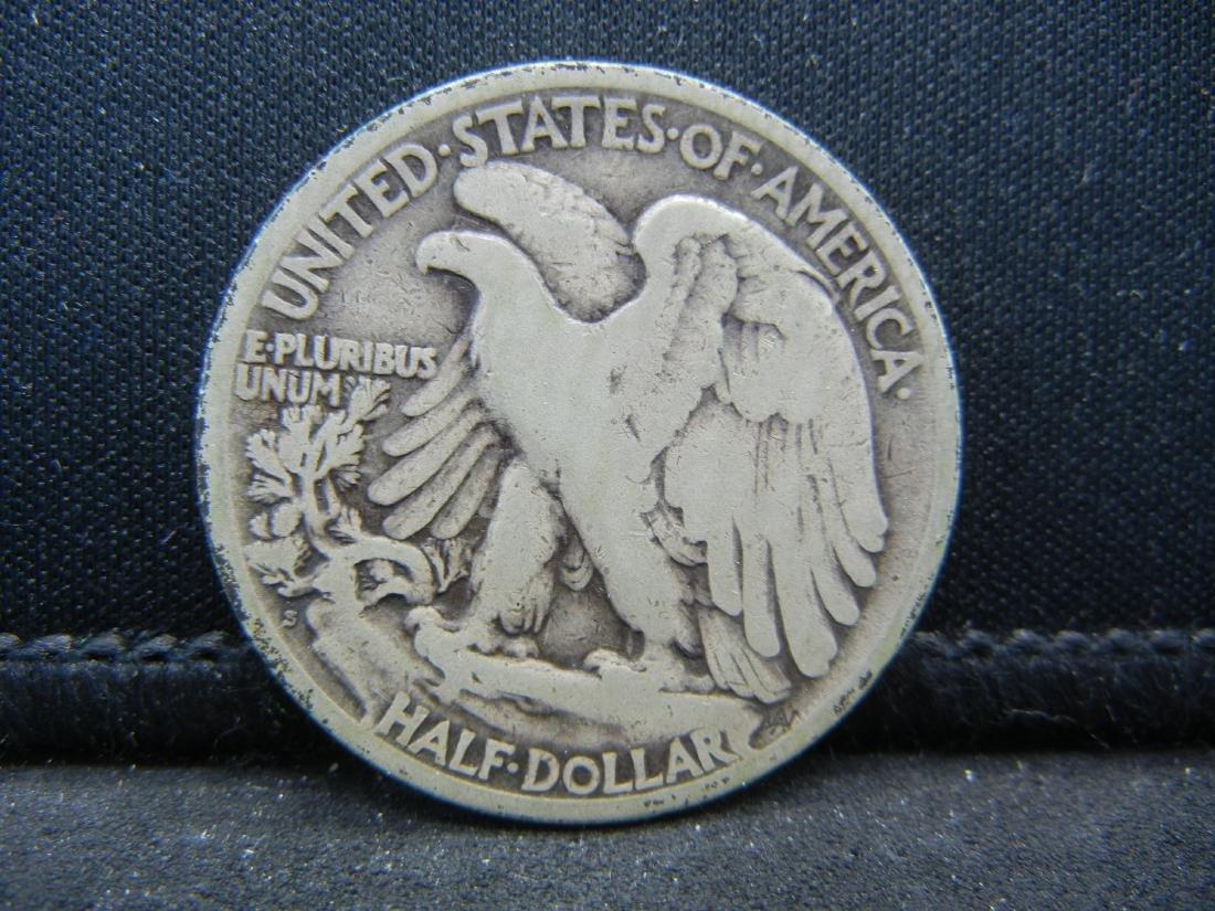 1920-S Walking Liberty Half Dollar - 2