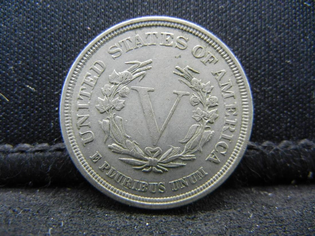 1883 V-Nickel. - 2