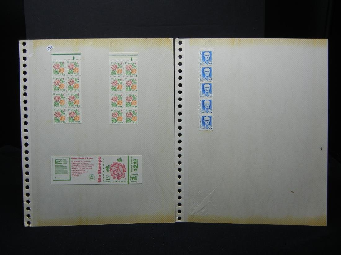 53 Misellaneous Postage Stamps