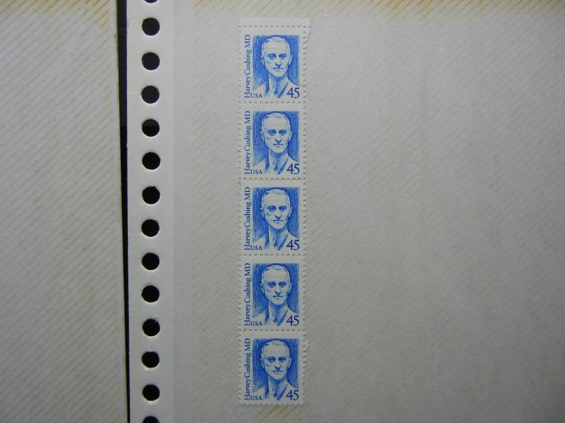 53 Misellaneous Postage Stamps - 6