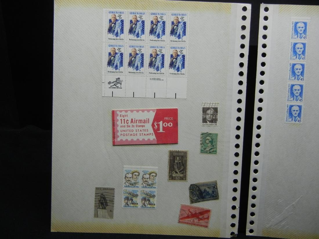 53 Misellaneous Postage Stamps - 8
