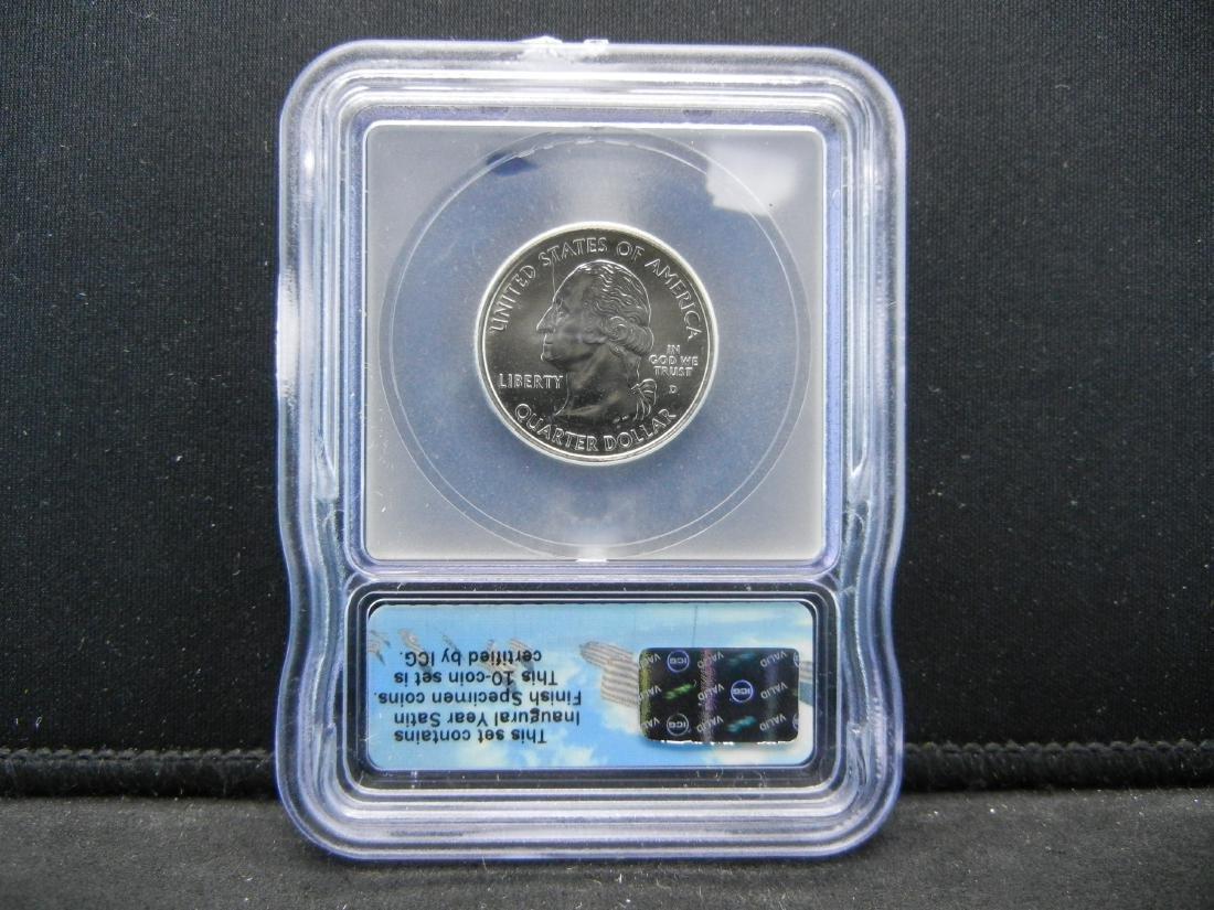 2005-D CALIFORNIA First Strike Quarter. Graded Special - 4