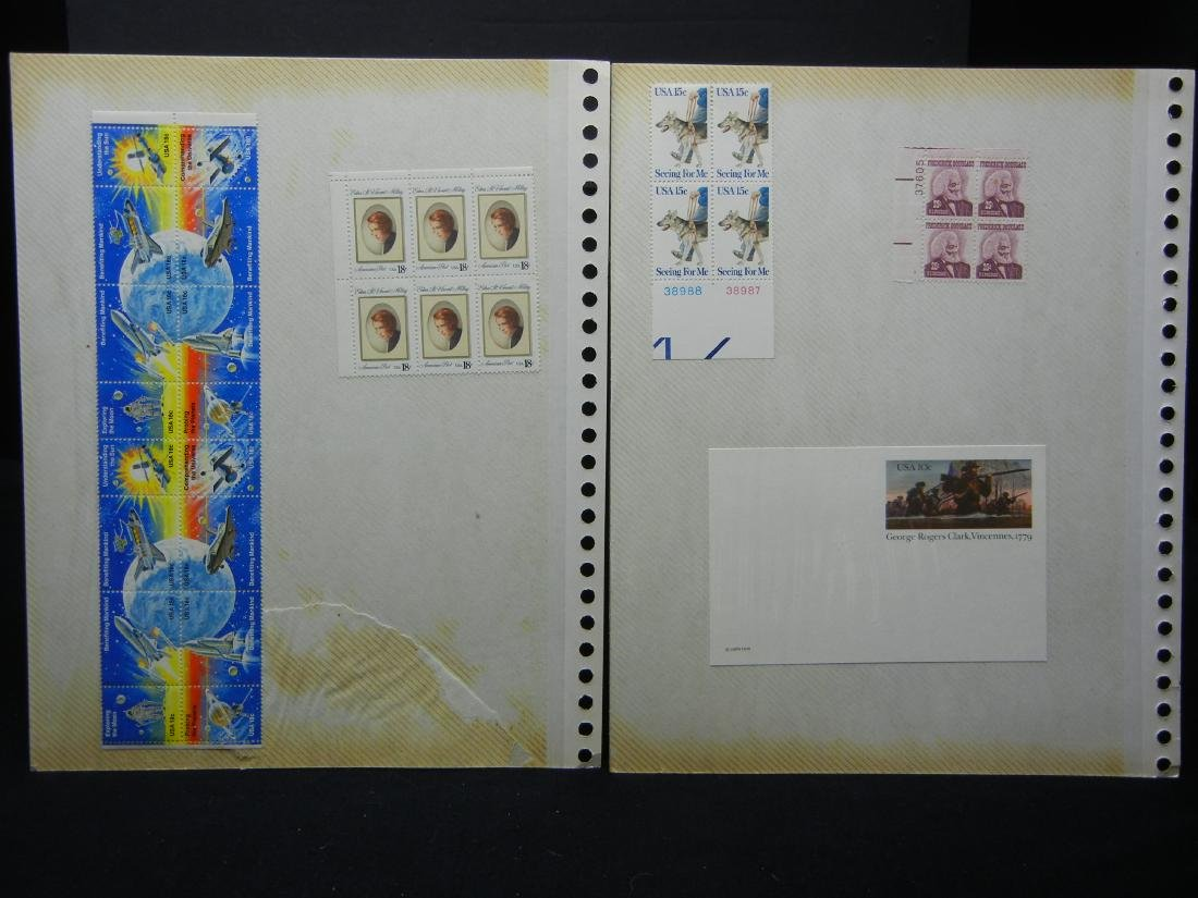 74 Miscellaneous Postage Stamps & 1 Unused 1979 Post - 10