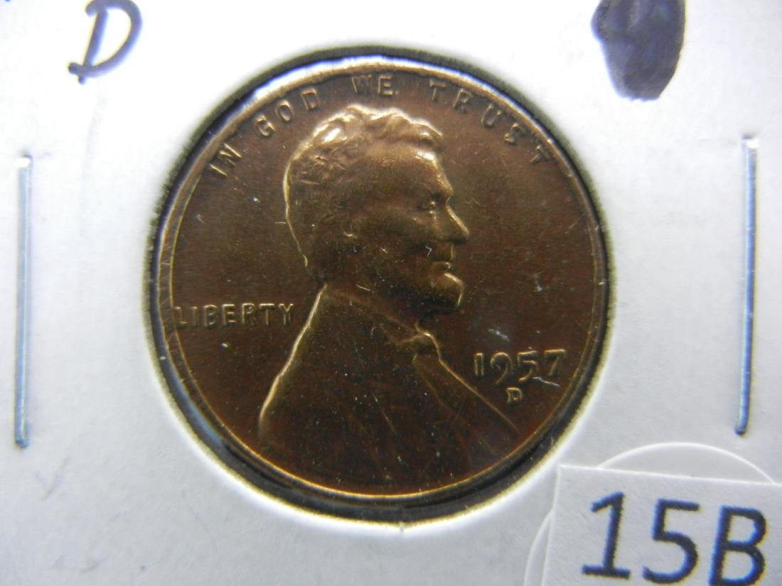 11 Lincoln Cent Error Coins - 2