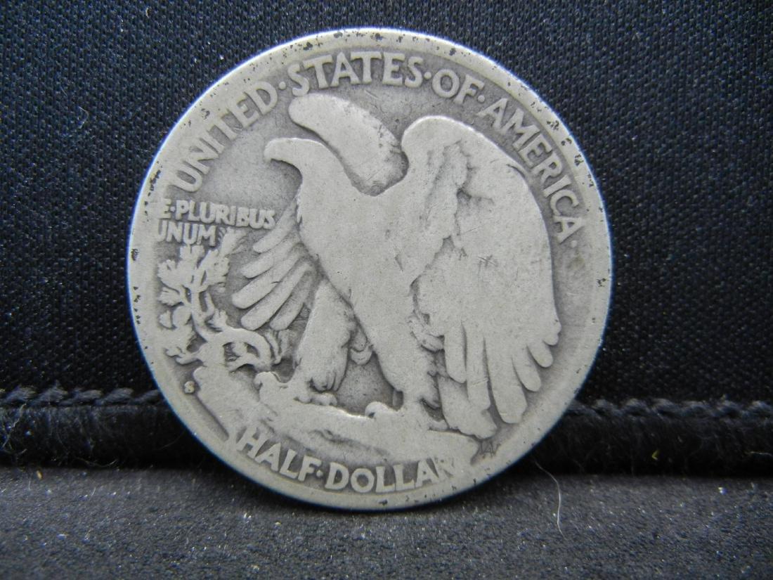 1928-S Walking Liberty Half Dollar - 2