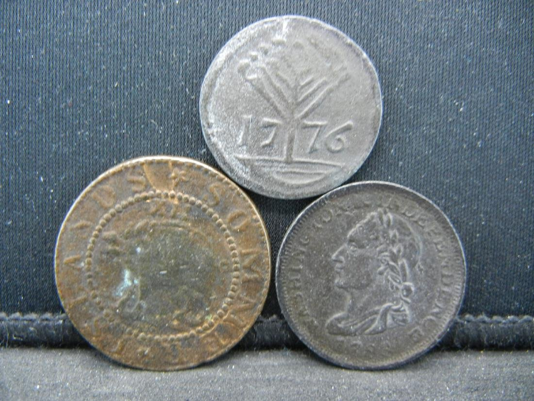 Bag of contemporary tokens - 2