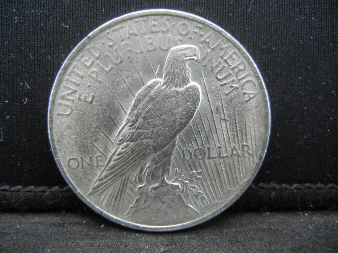 1922 Peace Dollar - 2