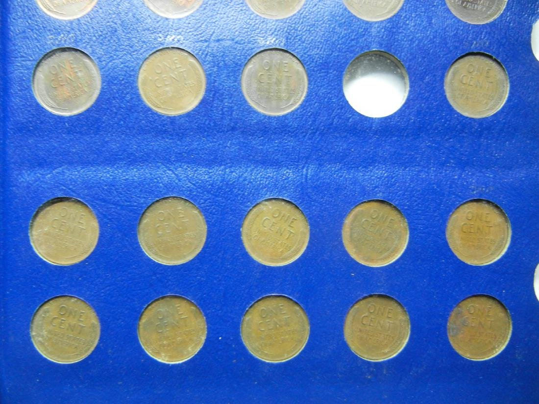 Lincoln Wheat Cents from 1941-1958, No 1955 Double Die, - 8