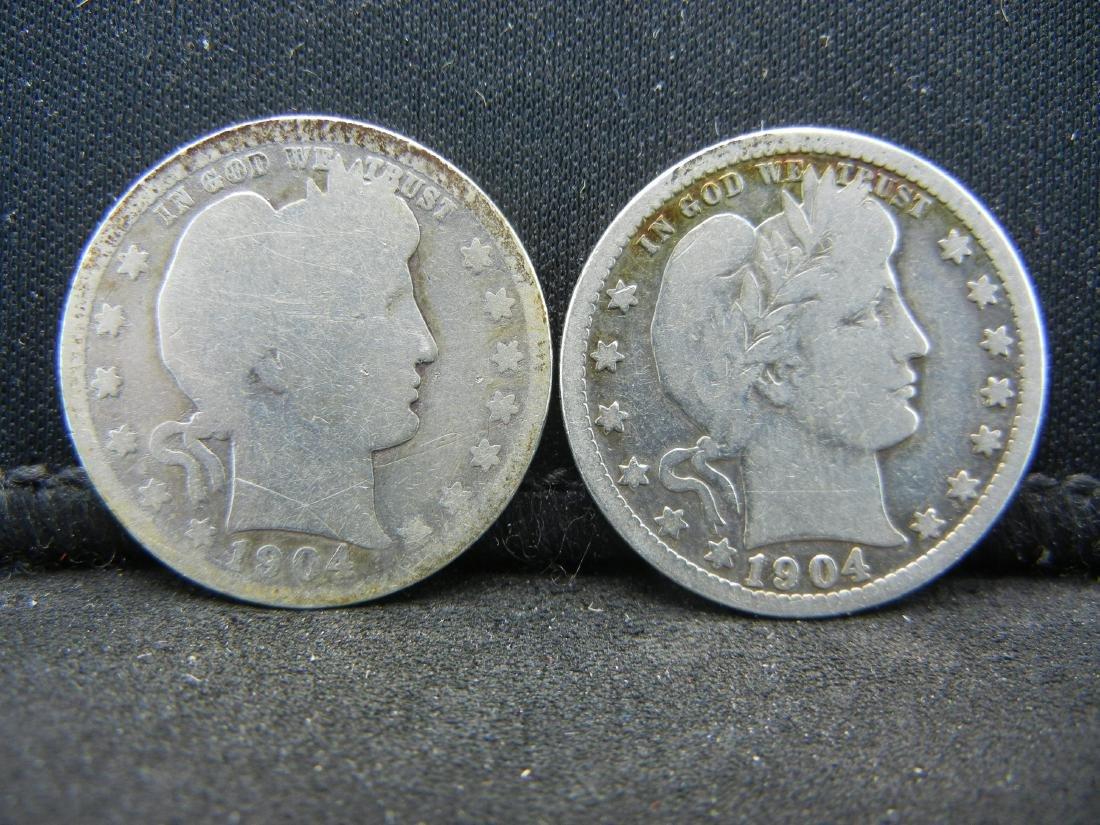 1904 PO Barber Quarters.