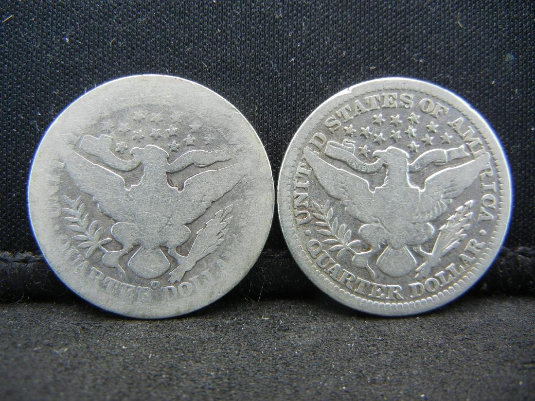 1904 PO Barber Quarters. - 2