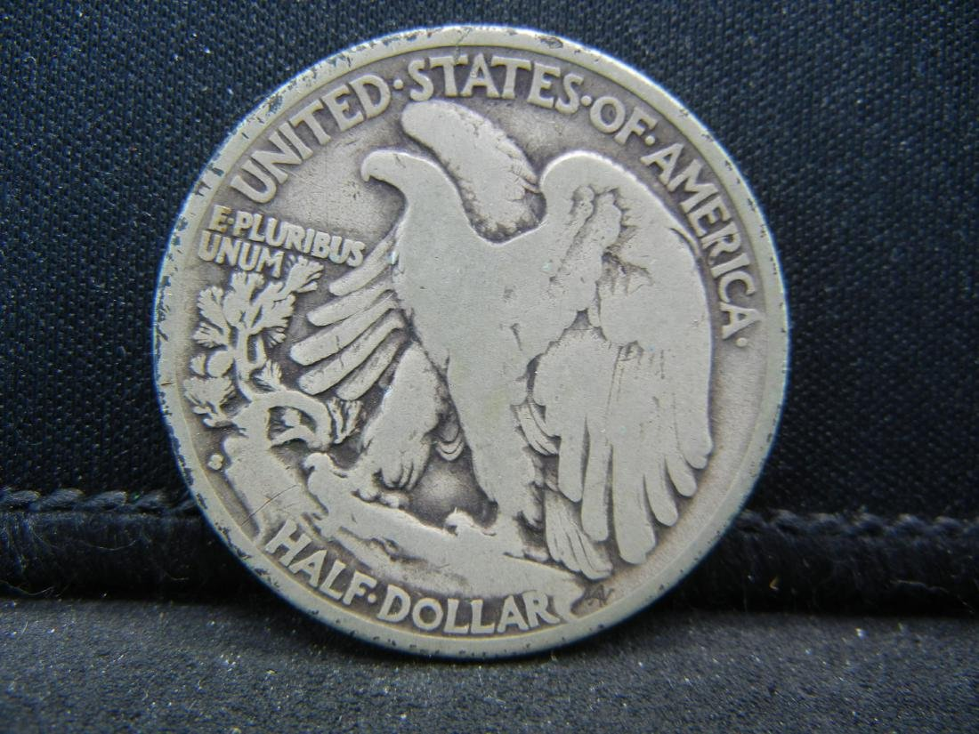 1934-S Walking Liberty Half Dollar - 2