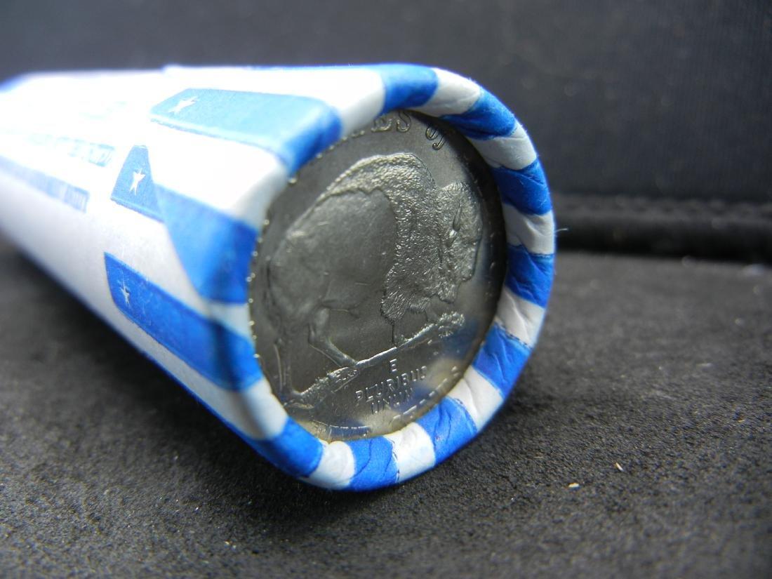 Roll of 2005 Westward Journey Nickels. Unopened - 2