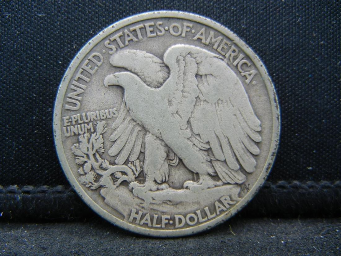 1936 Walking Liberty Half Dollar - 2