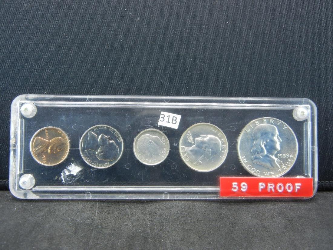 1959 Proof Set