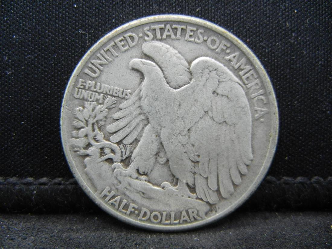 1944 Walking Liberty Half Dollar - 2